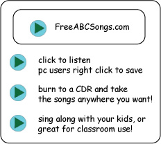 Free ABC Songs: Your favorite kids song and nursery rhyme mp3